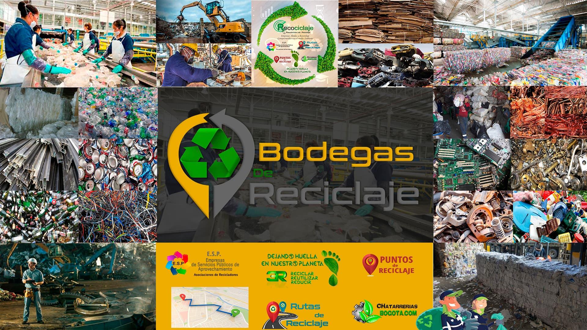 Bodegas de Reciclaje