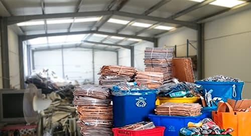 Compra de Reciclaje por Mayor y al detal