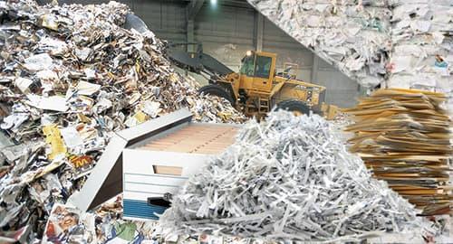Compra y Venta de Papel Reciclado