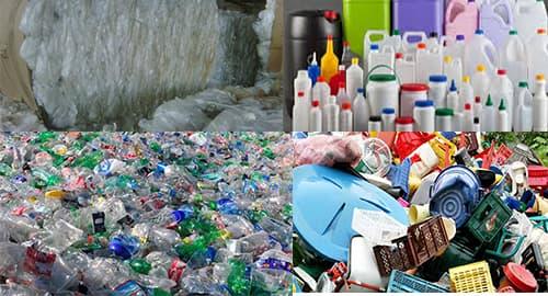 Compra y Venta de Plastico Reciclado