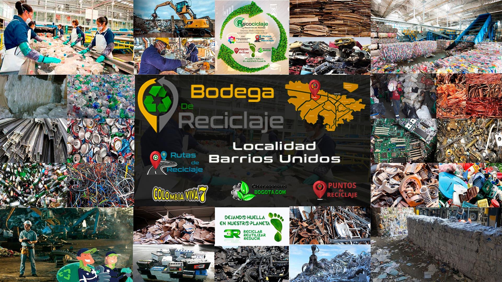 Bodega de Reciclaje Barrios Unidos